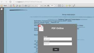 PDF Scam