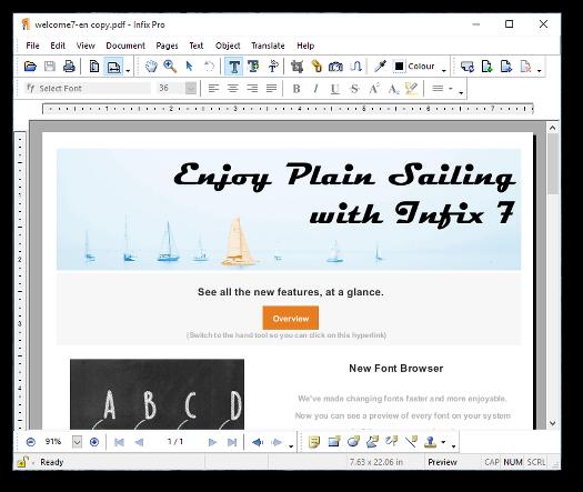 ـ برنامج محرر ملفات وكتب بى دى اف Infix PDF Editor Pro 7.0.5 infix7-screenshotc.j