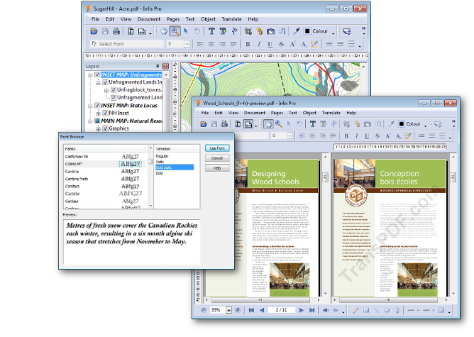 Infix PDF Editor Screen shot