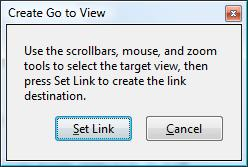 how to create page links in pdf