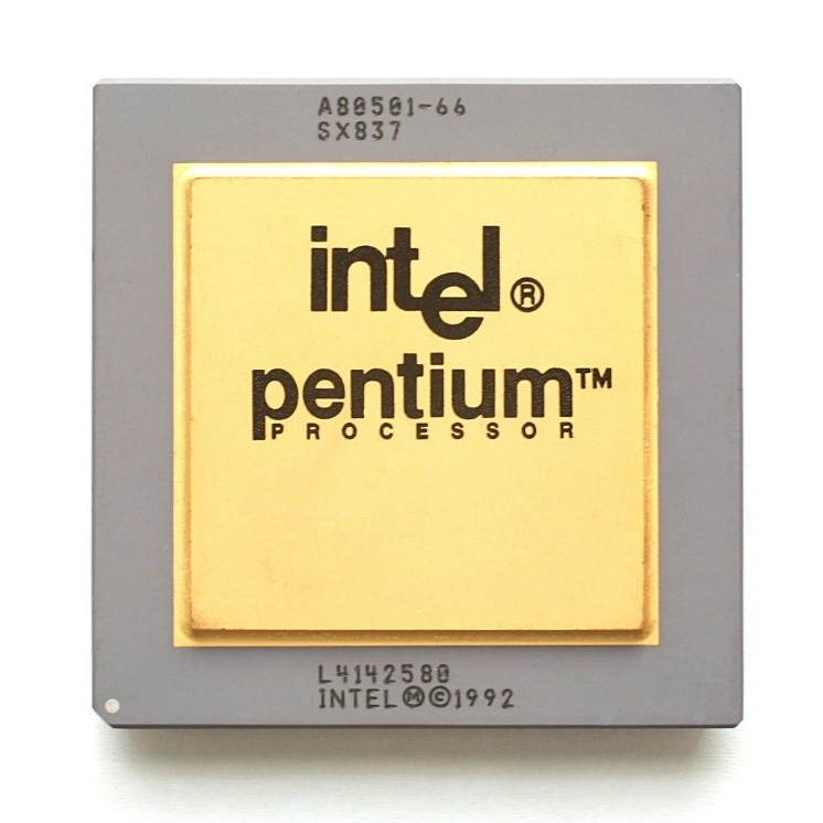 pentium micro flaw Pentium fdiv flaw-lessons learned as the tidal wave of publicity surrounding the pentium floating-point divide bug subsides ieee micro.