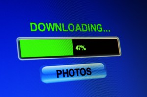 Downloading an image